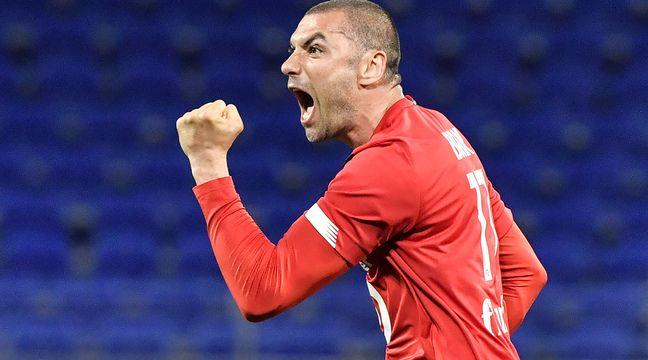 OL-Losc: Comment le «roi» Burak Yilmaz a-t-il changé le destin de la fin de saison lilloise à Lyon?