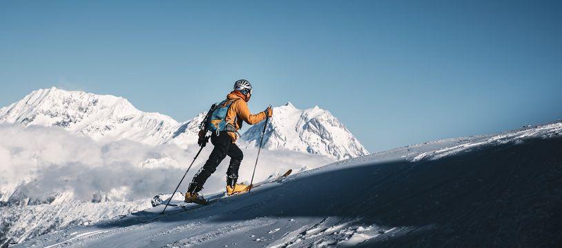 Le ski de randonnée est la discipline en vogue, cet hiver dans les Alpes.