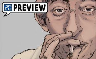 « Gainsbourg », la BD (extrait)