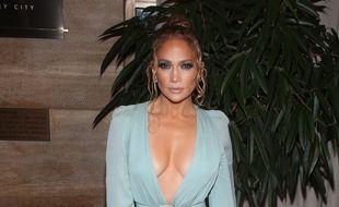 L'actrice et chanteuse Jennifer Lopez