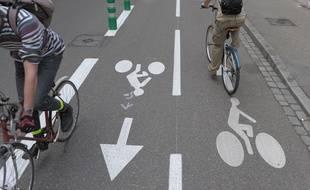 Illustrations vélos. Le 11 05 2009