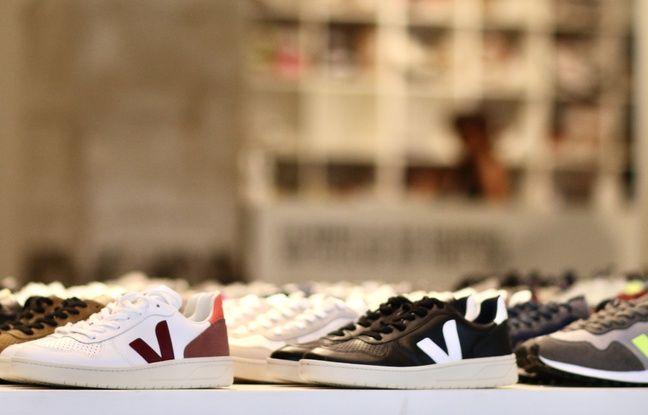 Veja est une marque de sneakers écoresponsable française
