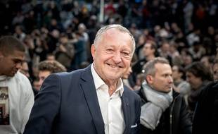 Jean-Michel Aulas. (Illustration)