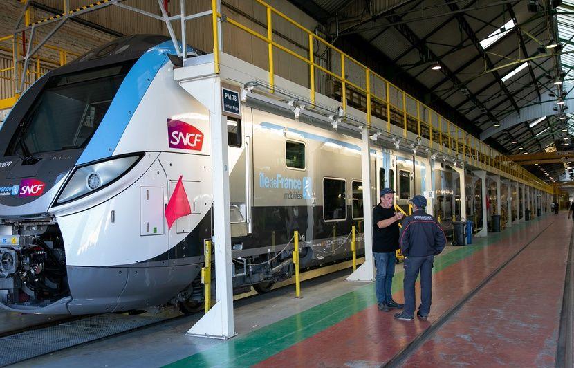 Transilien: Vis mal serrées, câblages déficients... La SNCF refuse deux nouvelles rames pour la ligne R