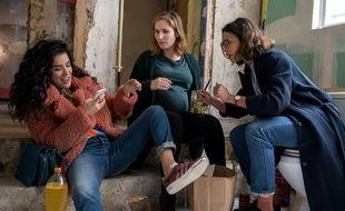 Zita Hanrot, Sabrina Ouazani, Joséphine Draï, héroïnes de «Plan Coeur», nouvelle série française Netflix