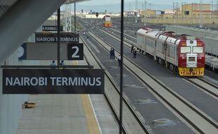 Une autre affaire de racisme de la part d'un Chinois a eu lieu sur le chantier du TGV kenyan, payé par la Chine.