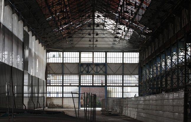 Réhabilitation du site de Fives Cail Babcock, à Lille.