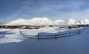 Un Bunker a été construit sur Svalbard (Norvège) pour y contenir des données sur l'humanité