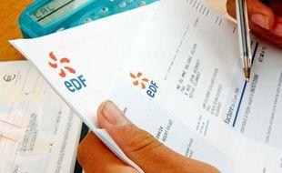 Facture EDF.