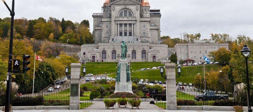 L'oratoire Saint-Joseph de Montréal, au Canada, le 17 octrobre 2010. (Illustration)