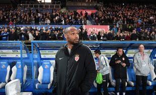 En tant qu'entraîneur numéro 1, Thierry Henry a disputé le premier match de sa carrière à Strasbourg, avec l'AS Monaco.