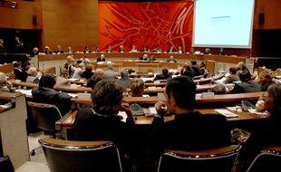Conseil Municipal de Strasbourg (Archives)