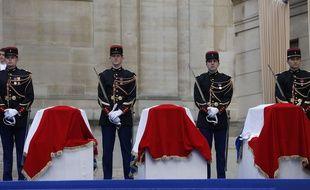 François Hollande mettait la dernière main mardi au discours qu'il prononcera mercredi pour accueillir quatre héros de la Résistance au Panthéon