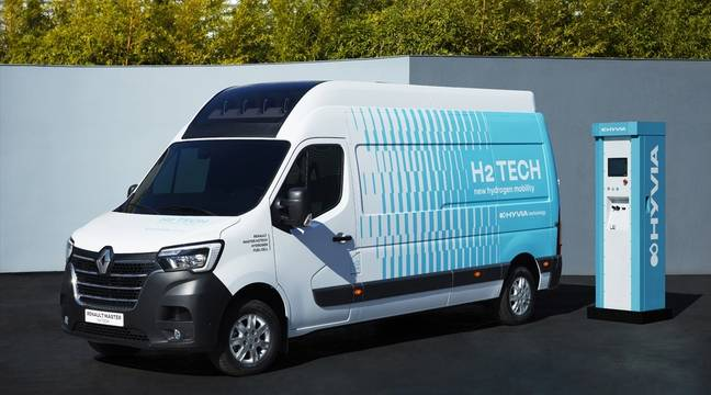 Renault se lance dans l'hydrogène