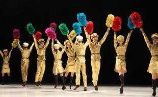 Extrait de «North Korea Dance» de Eun me Ahn