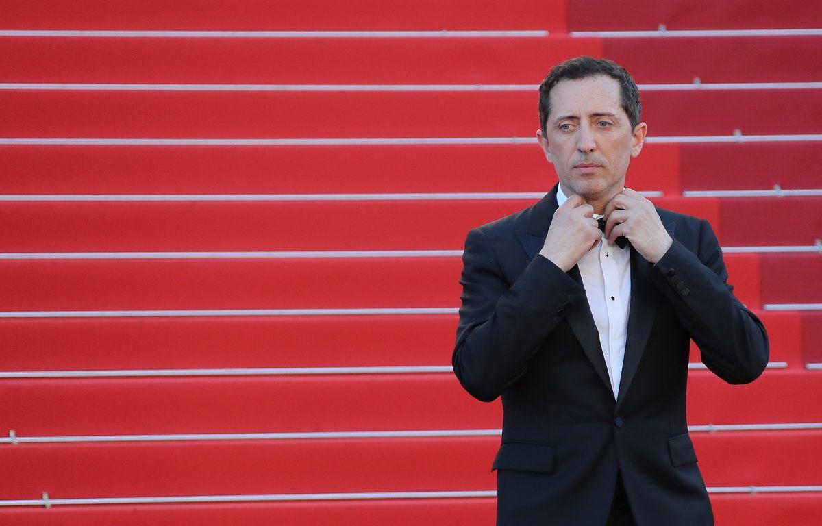 Gad Elmaleh, à Cannes, le 21 mai 2016. – Valery HACHE / AFP
