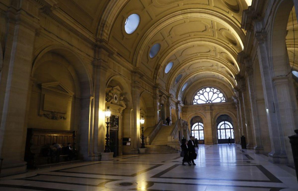 Illustration du palais de justice de Paris. – THOMAS SAMSON / AFP