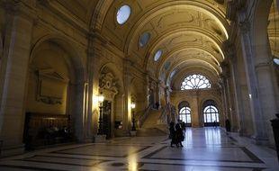 Le palais de justice de Paris, où Salah Abdeslam a été auditionné ce mercredi.