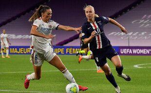 Trois mois après avoir battu le PSG sur la scène européenne, Sara Björk Gunnarsdottir va retrouver la défenseure parisienne Paulina Dudek ce vendredi au Parc des Princes.