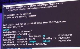 L'interpréteur de commandes Linux Bash sera intégré à Windows 10 cet été.