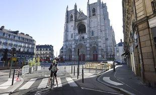 La cathédrale Saint-Pierre à Nantes