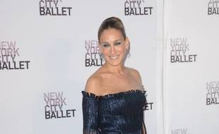 L'actrice Sarah Jessica Parker au New York City Ballet 2017 Fall Fashion Gala