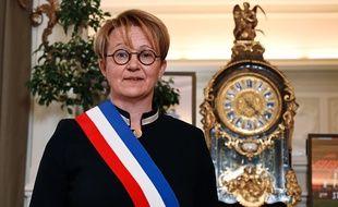 La socialiste Nathalie Appéré entame ce vendredi son second mandat comme maire de Rennes.