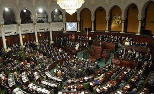Image d'illustration de l'Assemblée tunisienne.