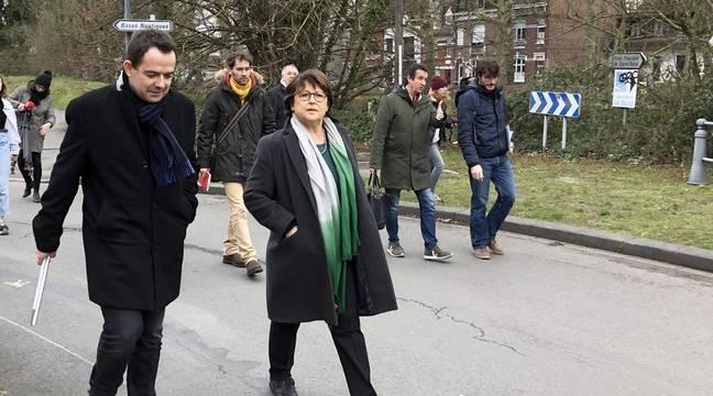 Martine Aubry se passe des Verts pour les municipales à Lille