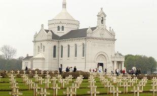 La nécropole de  Notre-Dame de Lorette