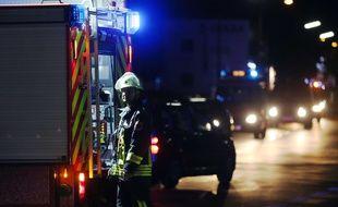 Un homme a été tué par la police en Allemagne, le 18 juillet 2016, après avoir attaqué les passagers d'un train à la hache.