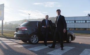 Emmanuel Macron est en déplacement dans l'Est, cette semaine. Illustration