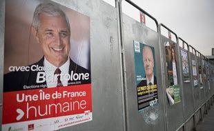 Claude Bartolone appelle ce dimanche soir au rassemblement des forces de gauche en Ile-de-France en vue du second tour.