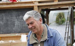 Charles Hervé-Gruyer se définit comme un «néo-rural».