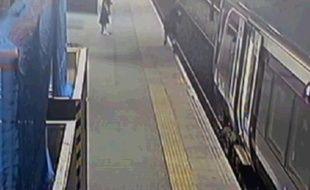 Extrait de la vidéo de la Network Rail