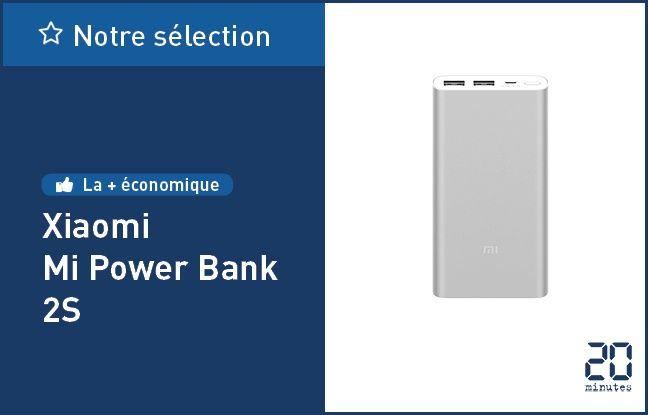Mi Power Bank 2S