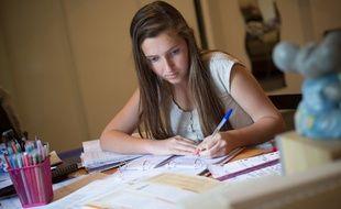 Certains élèves aiment réviser seuls, d'autres préfèrent être en groupe.
