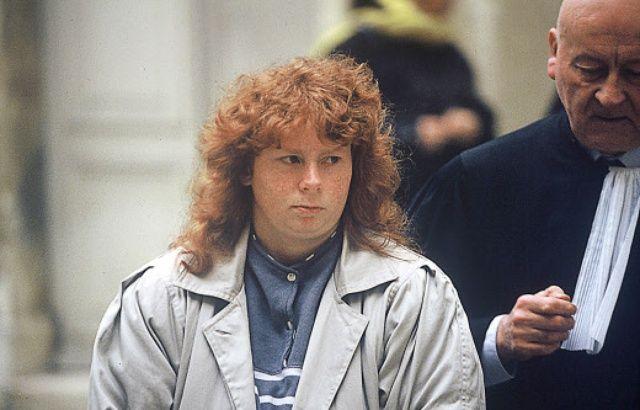 Murielle Bolle en 1993.