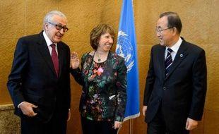 Genève II, la conférence de paix sur le conflit syrien qui s'ouvre mercredi à Montreux, réunit pour la première fois l'opposition et le régime de Damas, à qui les grandes puissances demanderont d'abord des avancées dans le domaine humanitaire.