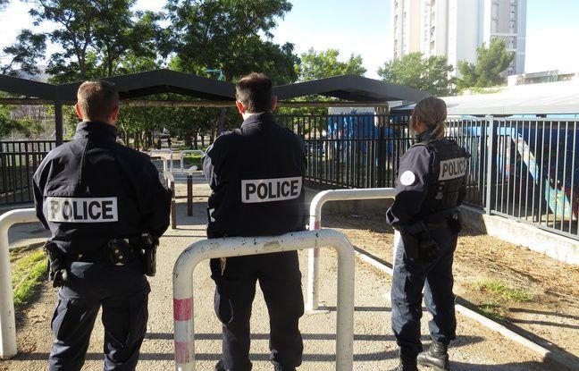20 Minutes, Bagarre devant une école à Marseille: «N'attendons pas de payer des cercueils», le ras-le-bol des parents d'élèves