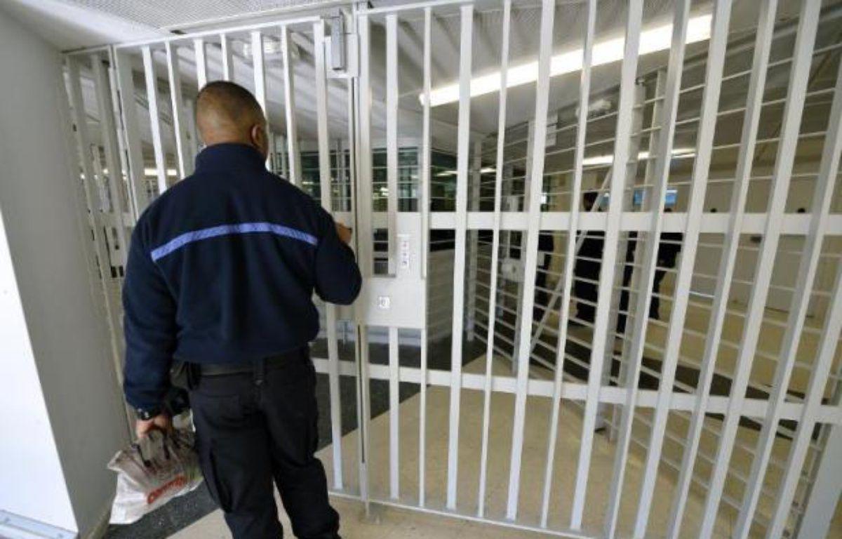 La prison de Fleury-Mérogis, le 31 octobre 2013 – Eric Feferberg AFP