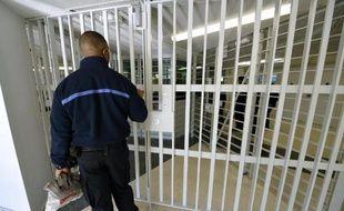 La prison de Fleury-Mérogis, le 31 octobre 2013