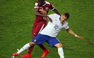Rony Lopes et le Portugal ont battu le Qatar (4-0)
