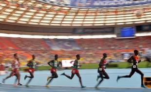 """Les vingt athlètes font partie des pays classés par l'AIU dans la """"catégorie A"""", dite """"à haut risque"""" (illustration)."""