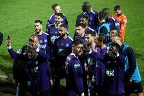 Après avoir éliminé l'OM en 16e de finale, puis Boulogne-sur-Mer, les joueurs de Canet ont dit adieu à la Coupe de France en quarts de finalecontre le MHSC d'Andy Delort.