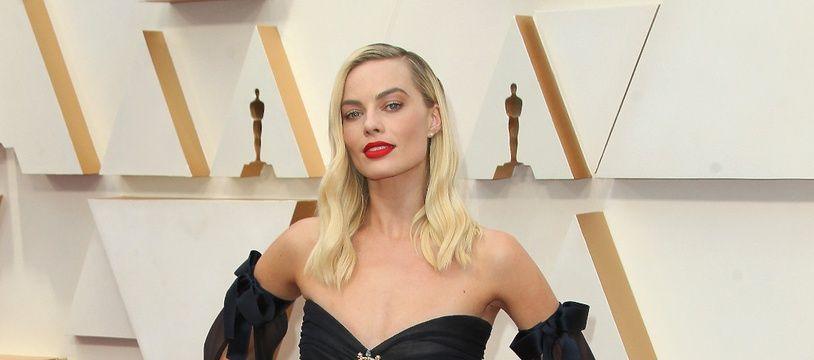 L'actrice Margot Robbie