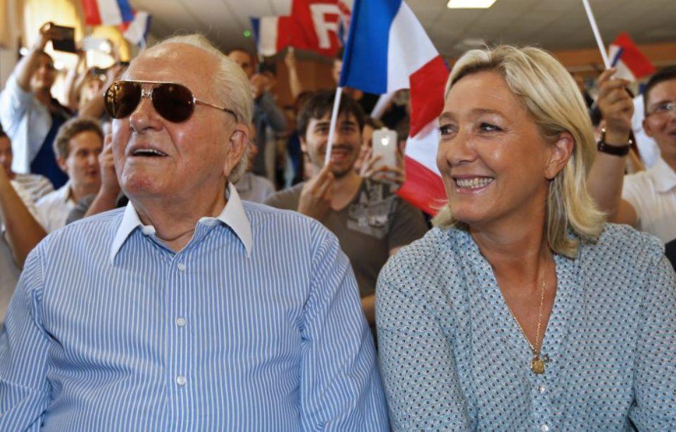 Jean-Marie Le Pen a «pardonné» à sa fille Marine 960x614_jean-marie-marine-pen