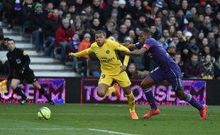 Le 10 février 2018, le match entre le TFC et le PSG s'était joué à guichets fermés au Stadium de Toulouse.