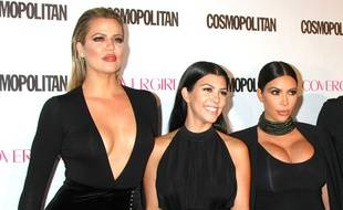 Khloé, Kourtney et Kim Kardashian