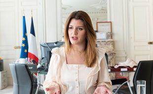 Marlène Schiappa, Ministre déléguée auprès du ministre de l'Intérieur, chargée de la Citoyenneté